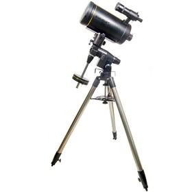 Оптическая схема Максутова-Кассегрена.  Диаметр объектива - 150 мм.  Фокусное расстояние - 1800 мм.Страна: СШАРазмер...